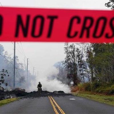 Извержение вулкана на Гавайах: объявлен красный уровень тревоги