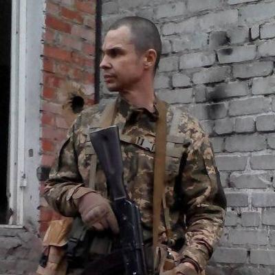 На Донбассе от пули снайпера погиб украинский доброволец