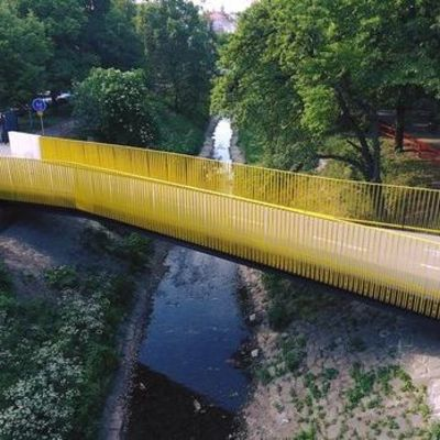 В Чехии назовут мост в честь украинского диссидента