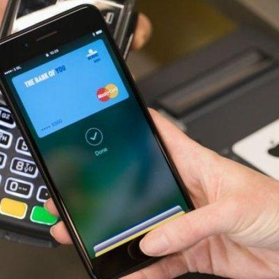 В Украине начал работать Apple Pay