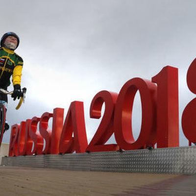 Украинцы купили более 5 тыс. билетов на чемпионат мира по футболу в РФ