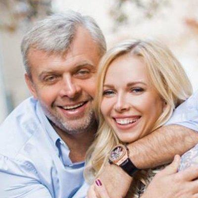 Юлия Думанская с мужем-олигархом снялась в роскошной фотосессии вместе