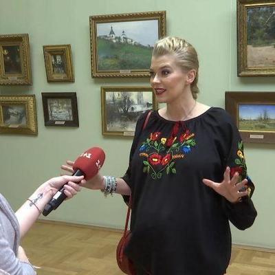 Беременная тренер сборной Украины по художественной гимнастике показала немалый животик (фото)
