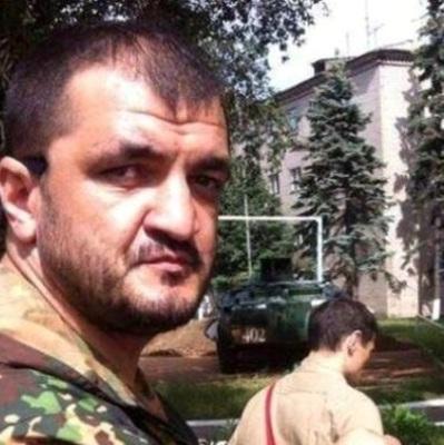 Под Авдеевкой убит полевой командир боевиков «Мамай»