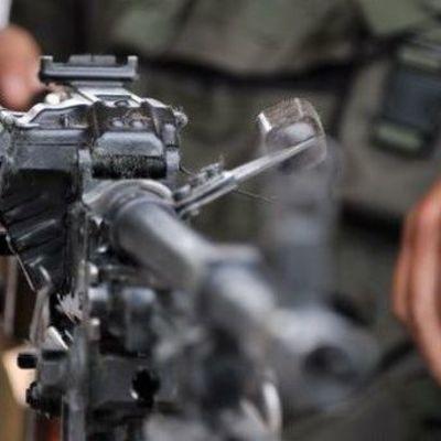 Пророссийские боевики из запрещенного оружия обстреляли Зайцево