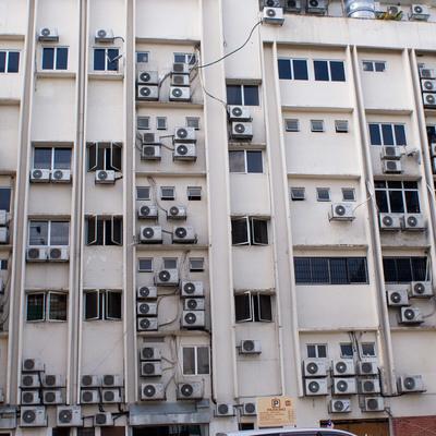 Через 30 лет более 5,6 млрд людей не смогут переносить жару без кондиционеров