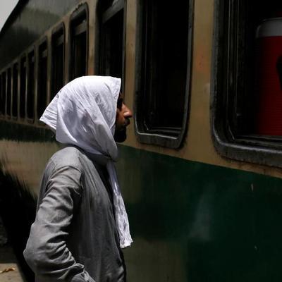Аномальная жара в Пакистане унесла жизни 65 человек