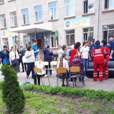 В полиции назвали предварительную версию, кто и почему распылил газ в харьковской школе