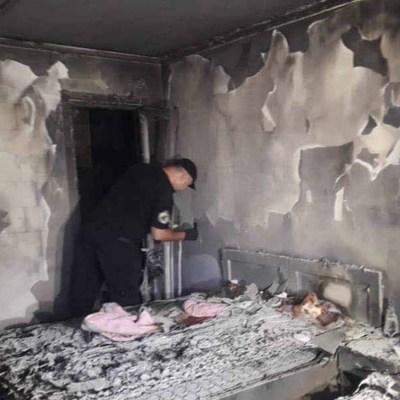 При взрыве на базе отдыха в курортной Затоке пострадал отдыхающий (фото)