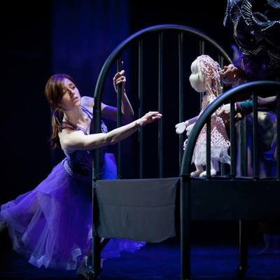 В Киеве показали балет «Спящая красавица» в постановке Раду Поклитару (фото)