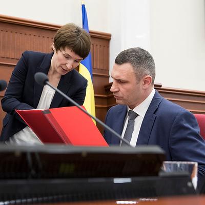 Киевсовет принял решение не отдавать долги «Киевэнерго» перед «Нафтогазом»