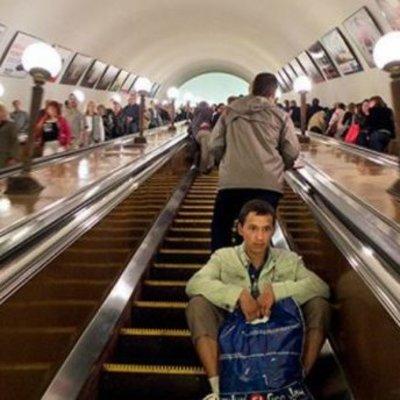 Эскалатор в киевском метро «зажевал» 5-летнего мальчика