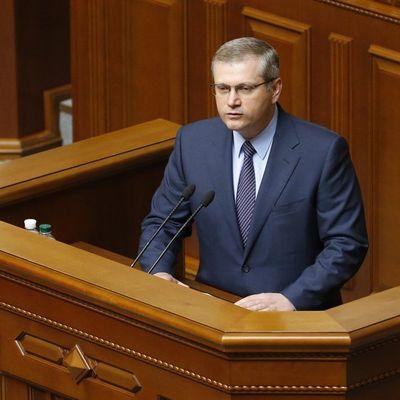 Луценко внес представление на привлечение нардепа Вилкула к уголовной ответственности