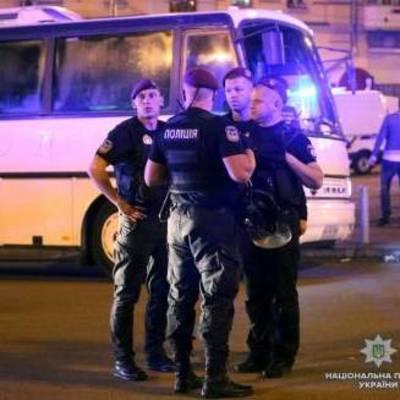 После матча ЛЧ полиция задержала 18 человек