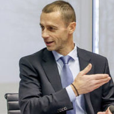 Глава УЕФА поделился впечатлениями от организации финала ЛЧ в Киеве