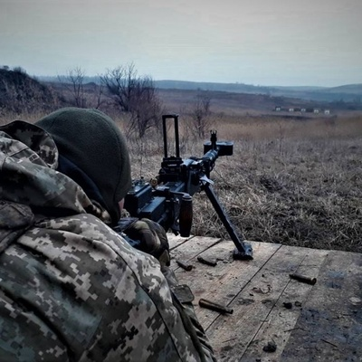 На Донбассе украинские военные захватили подземный бункер боевиков