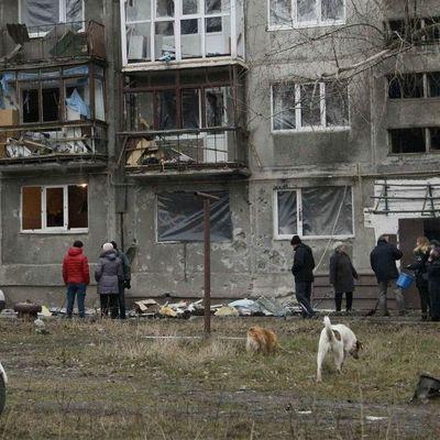 На Донбассе от осколка снаряда боевиков погиб ребенок