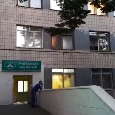 В одной из больниц Киева пациентов принимали пьяные врачи - соцсети (видео)