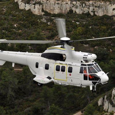 Украина договорилась с Францией о поставке полусотни вертолетов Airbus для МВД