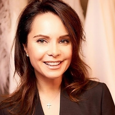 Лилия Подкопаева поразила роскошным образом