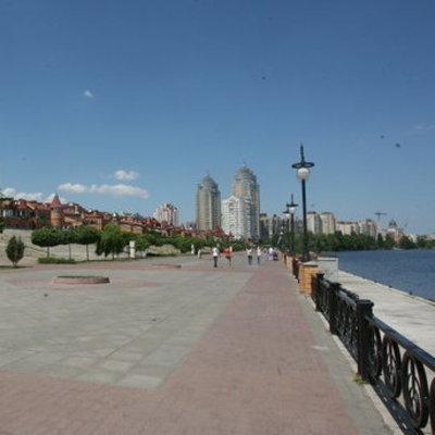 На набережной в Киеве пройдет «Олимпийский день»