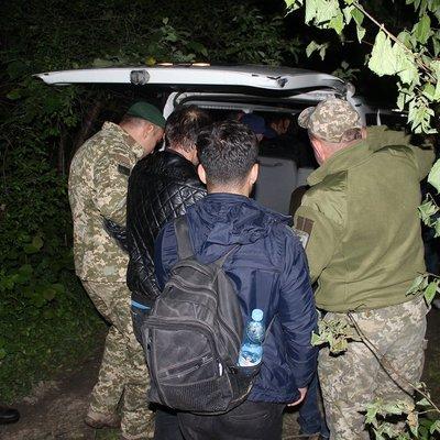 Через Львовскую обл. в страны Европы пытались попасть 18 нелегалов