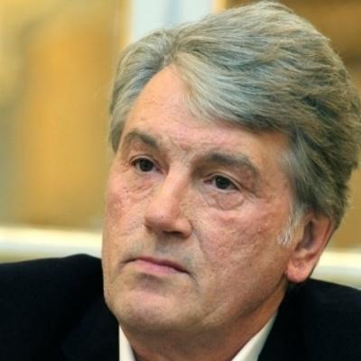 Виктор Ющенко будет работать в одном из банков Киева