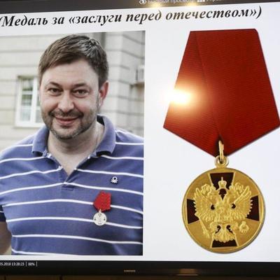 Руководитель РИА «Новости Украина» Вышинский заявил об отказе от украинского гражданства и обратился к Путину