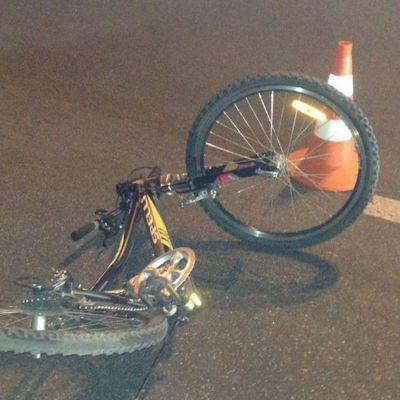 В Киеве авто из кортежа Порошенко сбило ребенка велосипеде