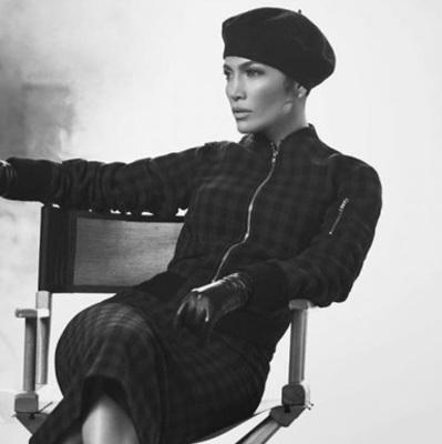Дженнифер Лопес снялась в роскошной фотосессии