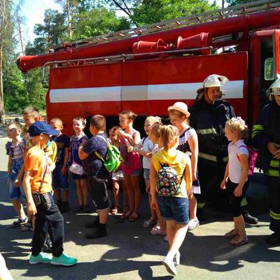 Под Киевом из-за запаха газа эвакуировали школу