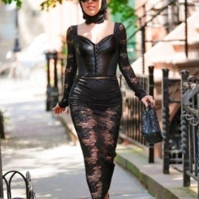 Леди Гага приятно удивила поклонников эффектными нарядами (фото)