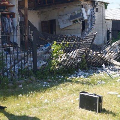 На Луганщине в частном доме от взрыва пострадала супружеская пара