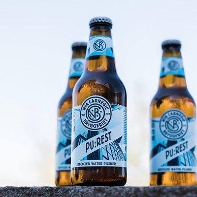 В Швеции начали варить пиво из канализационных вод