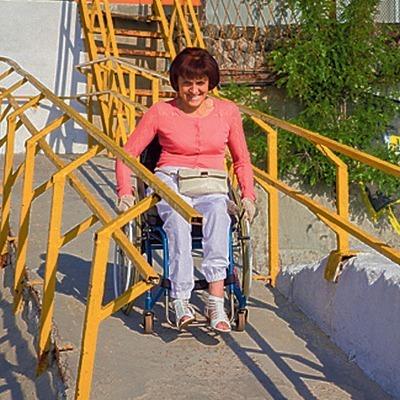 В Одессе пляж готов принимать отдыхающих с особыми потребностями