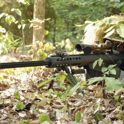 Украинский снайпер в районе Крымского ликвидировал командира народной милиции «ЛНР»