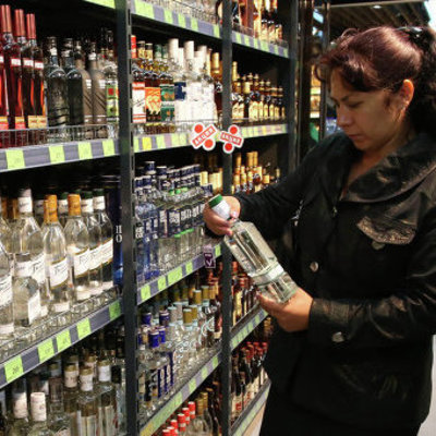 Украина попала в пятерку стран с самыми большими расходами на алкоголь