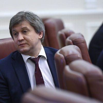 Рада отправила в отставку министра финансов Данилюка