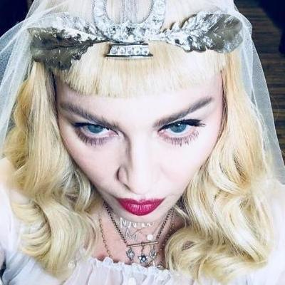 59-летняя Мадонна выходит замуж