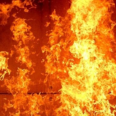 В Киеве на Гидропарке горел ресторан