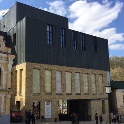 Проект  скандального Театра на Подоле победил в престижном конкурсе (фото)