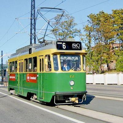 В Финляндии бесплатно раздают старые трамваи