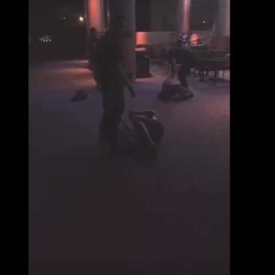 Избиение пограничников в кафе Мариуполя: двум мужчинам сообщили о подозрении (видео)
