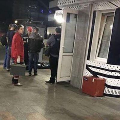 В киевском метро пассажир погиб под поездом