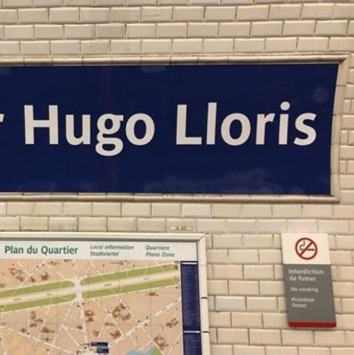 В Париже переименовали шесть станций метро в честь победы Франции на ЧМ