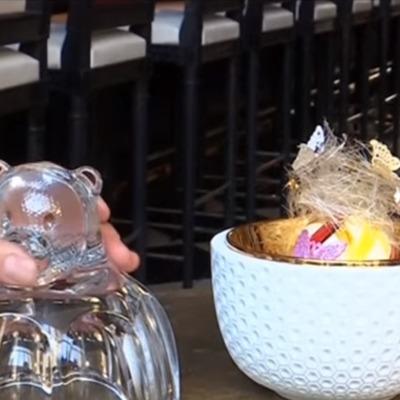 Один из отелей в Нью-Йорке предлагает мороженое за $ 1,5 тысячи (видео)