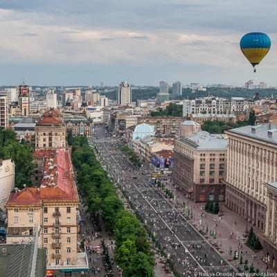 Киевляне смогут увидеть город из-под земли