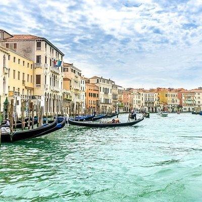 В Венеции запретили плавать на каяках и каноэ по Гранд-каналу
