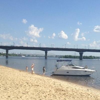 Минздрав опубликовал список киевских пляжей, где не следует купаться