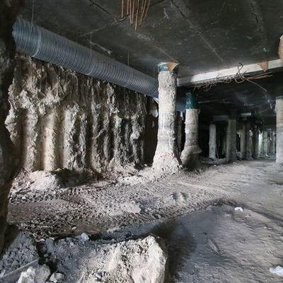 Любые работы на Почтовой площади до укрепления участка проводить запрещено - Институт археологии